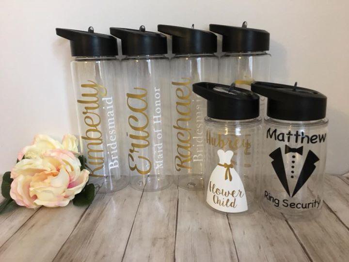 Water bottles - $11/12