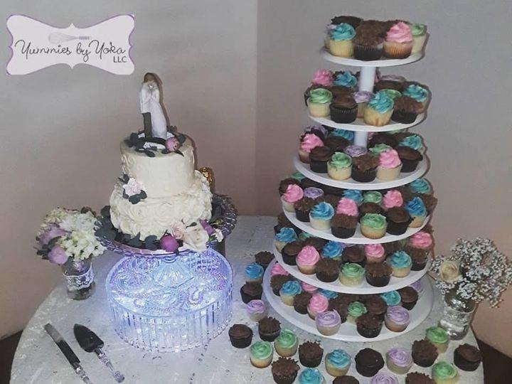 Tmx 1530209702 22e874b2e924ba4b 1530209673 42a25afbc3b6e890 1530209672 1fecbc877c281df4 153020 Independence, MO wedding cake