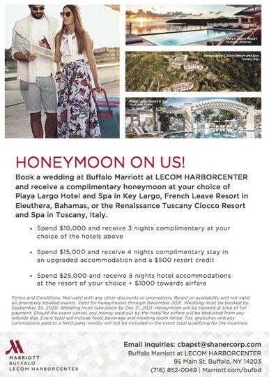 Honeymoon On Us
