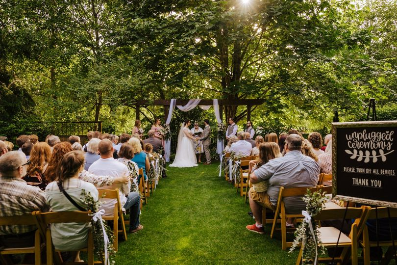Gorgeous ceremonies