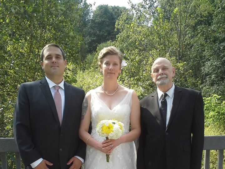 Tmx 1480441414640 Doug And Sara Noll   Henry Carnegie wedding officiant