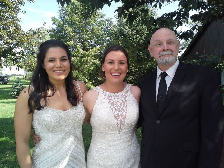 Tmx 1511892975595 Stephanie And Erica Carnegie wedding officiant