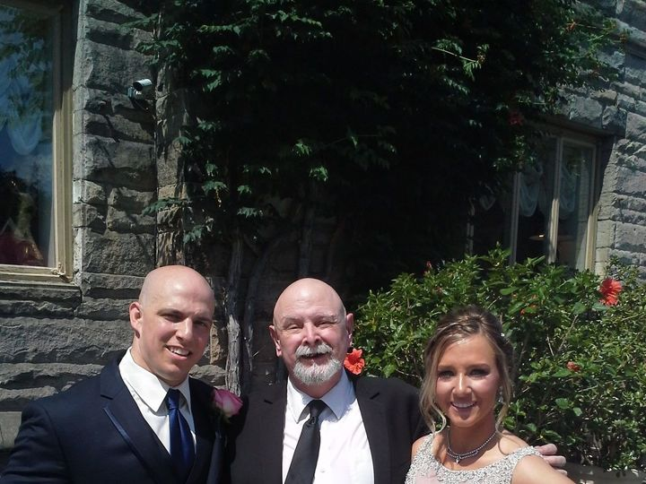 Tmx 1531717738 0c9959c948e08d1a 1511892933330 Breanna And Andrew 6.17.17 Carnegie wedding officiant