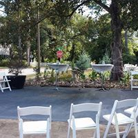 Backyard small weddings