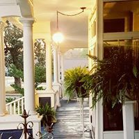 Our lovely porch