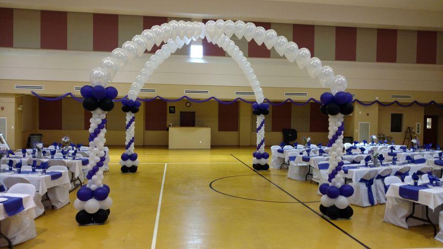 Inflatable décor