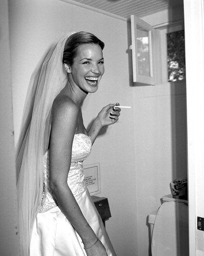 last cigarette as a single woman