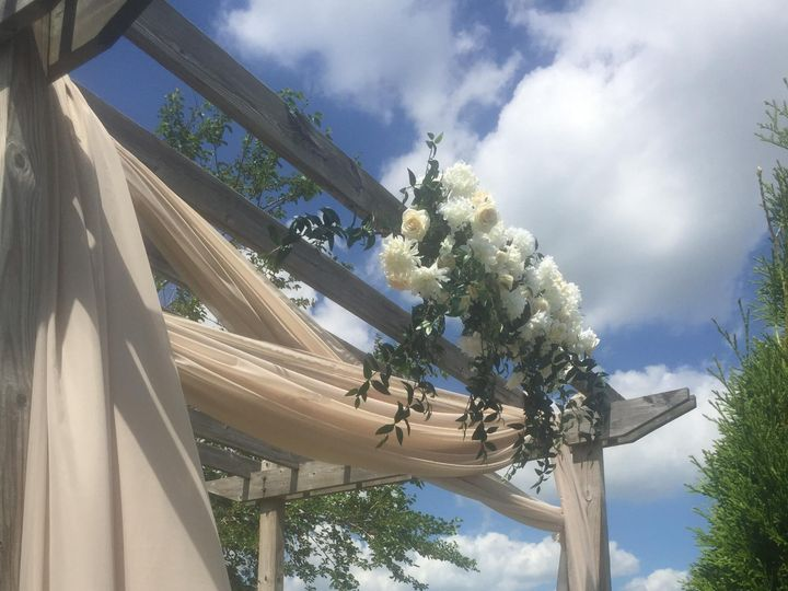 Tmx Arch Draping And Floral 51 591127 157549910629383 Ripon, WI wedding eventproduction