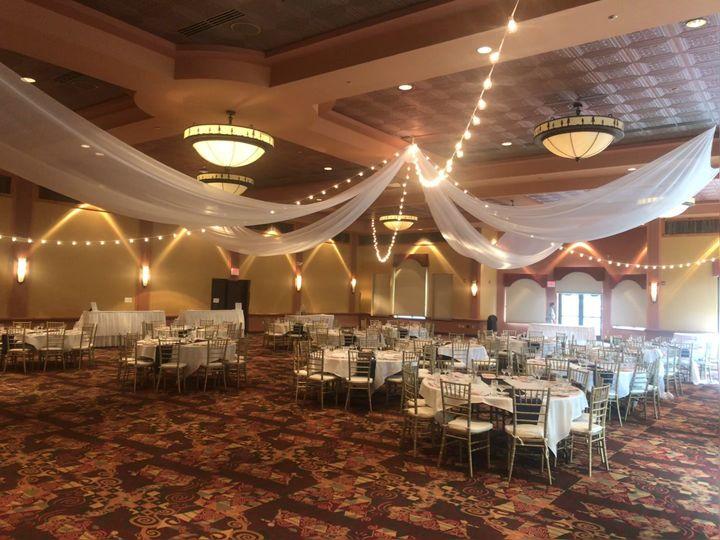Tmx Ceiling Chula 51 591127 157549918954503 Ripon, WI wedding eventproduction