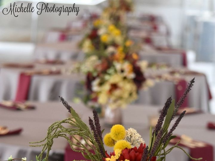 Tmx Centerpiece Fall Washkoviak 2 51 591127 157549920723553 Ripon, WI wedding eventproduction