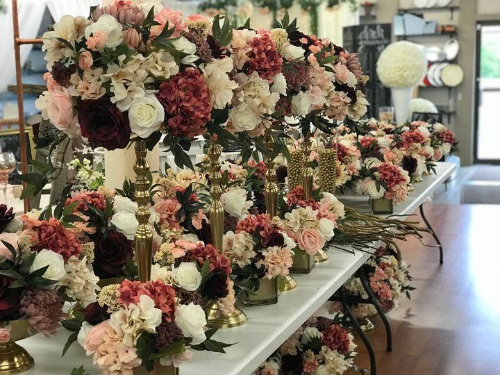 Tmx Centerpiece Mauve And Burgandy 51 591127 157549922071016 Ripon, WI wedding eventproduction