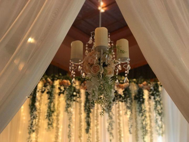 Tmx Chandelier White Crystal 1 51 591127 157549926819350 Ripon, WI wedding eventproduction