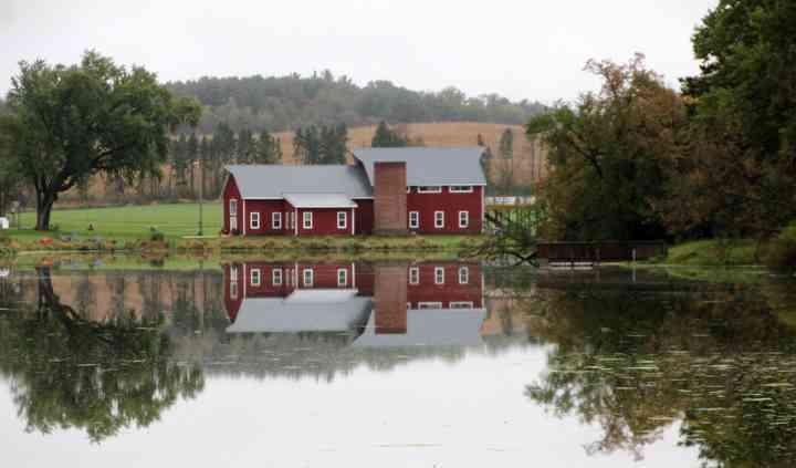 The Barn at Mirror Lake