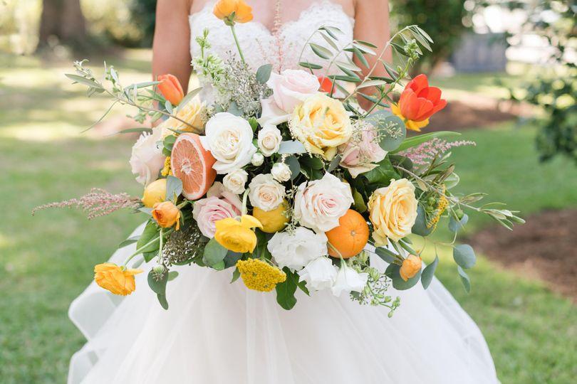 Citrus Florals