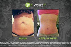 Shrink Wrap Yourself with It Works Body Wraps