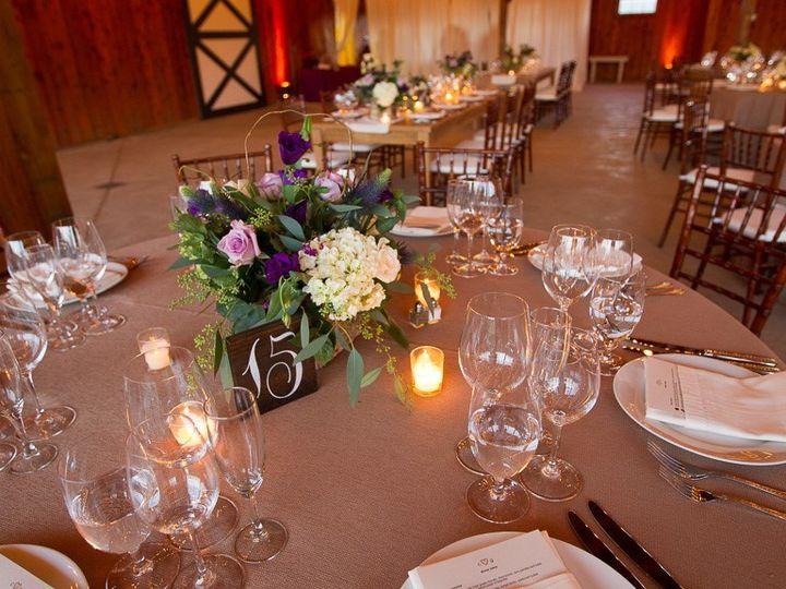 Tmx 1386937473381 Ms Events Table Glasses Farm Table Charlottesville, VA wedding rental