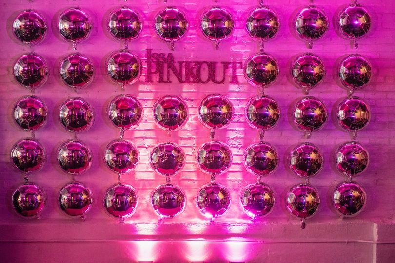 18th Birthday - Pinkout