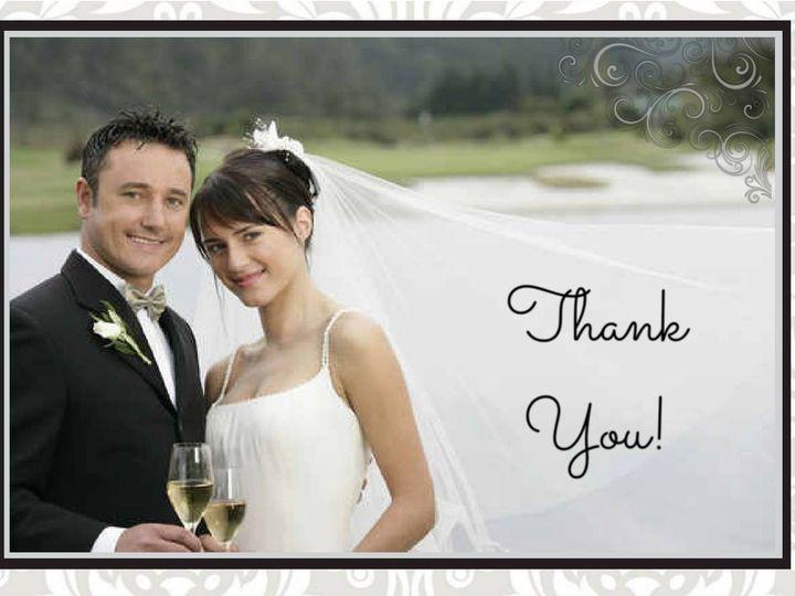 Tmx 1428157068280 Pixingo Wedding Thank You Couple Newark wedding invitation