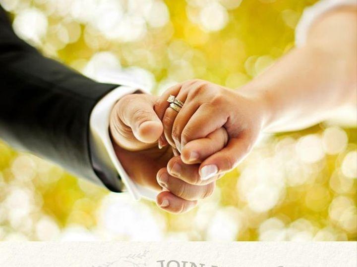 Tmx 1428157090825 Pixingo Wedding Hands Invitation Newark wedding invitation