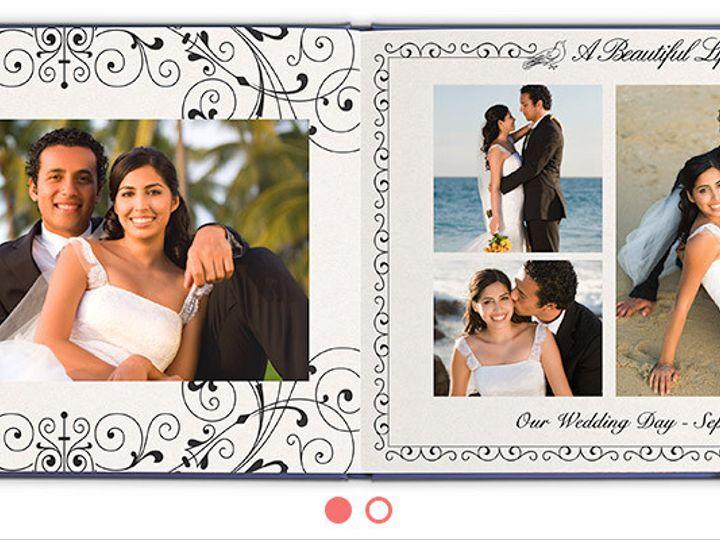 Tmx 1428157140449 Pixingo Wedding Photo Book Lay Flat Newark wedding invitation