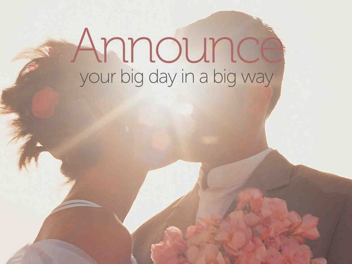 Tmx 1428157213652 Pixingo Your Wedding Day L Large Front746 Newark wedding invitation