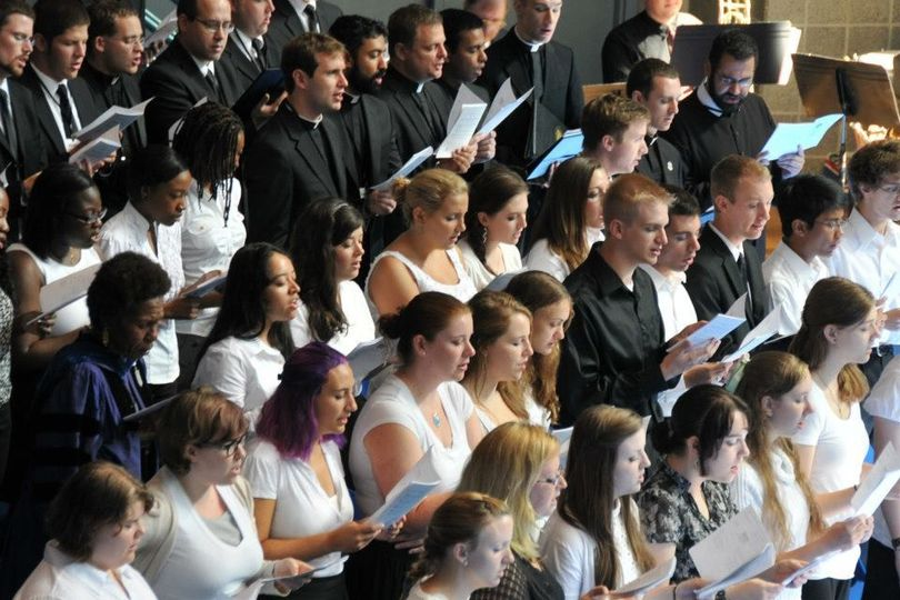 Vast experience in choirs