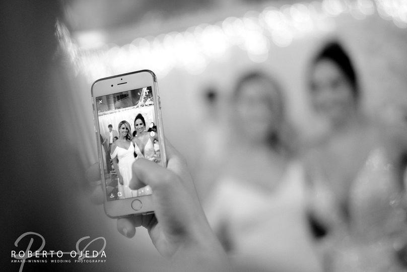 A selfie shot