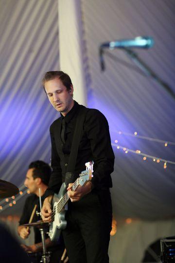 The david paige band (adam)