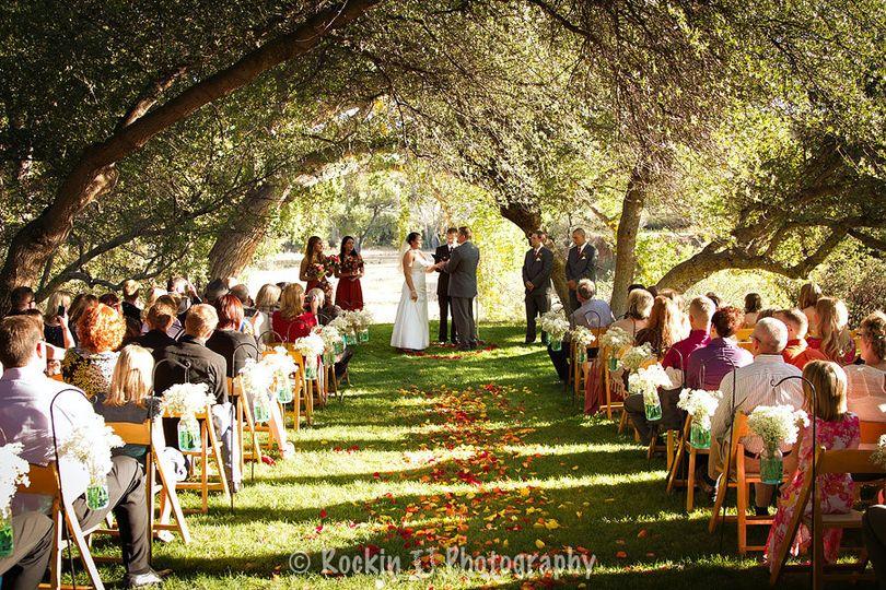 Van Dickson Ranch Reviews Amp Ratings Wedding Ceremony