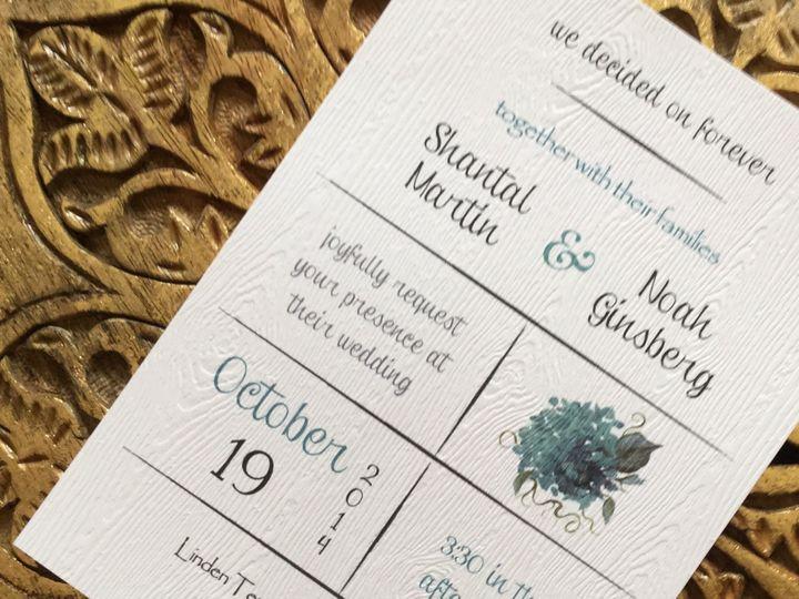Tmx 1456027234465 Image Greenwich wedding invitation