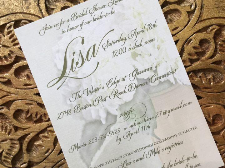 Tmx 1456027259202 Image Greenwich wedding invitation
