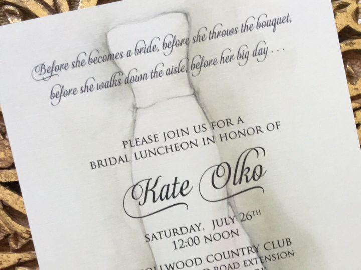 Tmx 1456027290770 Image Greenwich wedding invitation