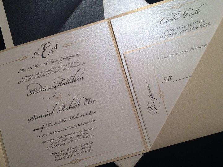 Tmx 1456027319191 Image Greenwich wedding invitation