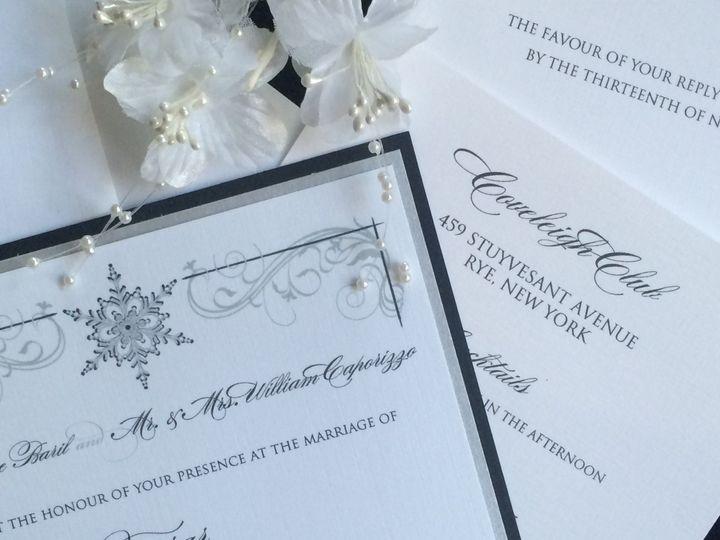 Tmx 1456027358552 Image Greenwich wedding invitation