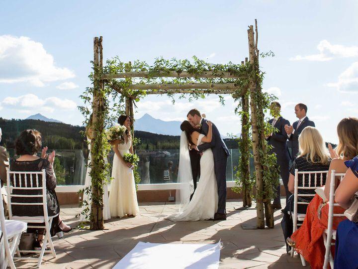 Tmx 1531249507 9e5caf32fcac8025 1531249505 4dbb351d55e755fc 1531249505191 1 Altezza Deck Cerem Telluride, CO wedding venue