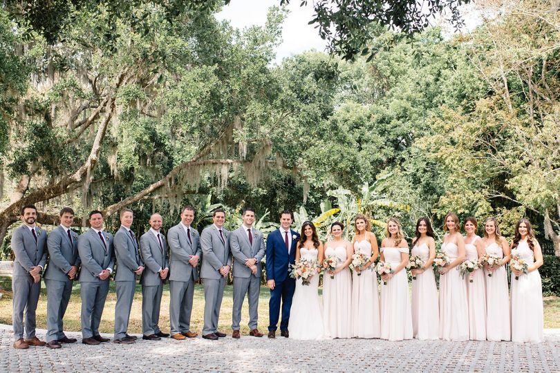 Blue Ribbon Weddings