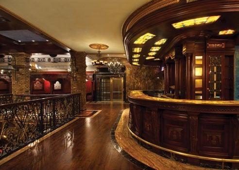 The Royal Mezzanine Bar