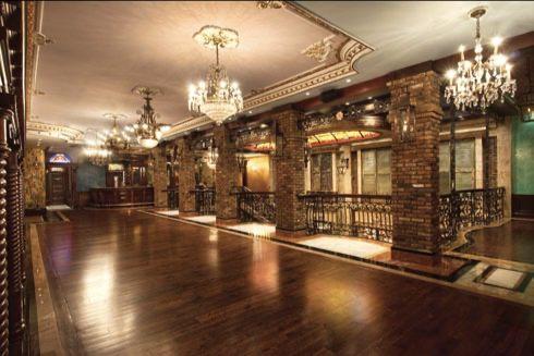 The Royal Mezzanine