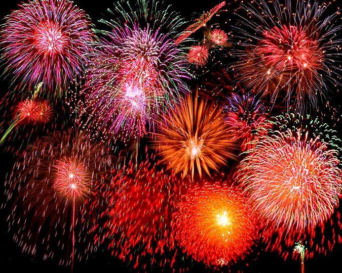 Fireworks-Tabrizi's