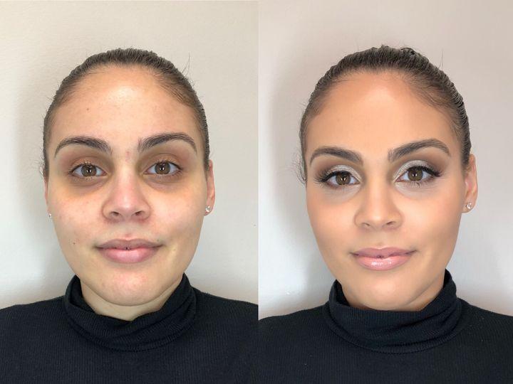 Tmx Rose Makeup 51 1010227 1557074862 Smithtown, NY wedding beauty
