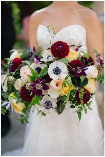 Indian Wedding Bouquet
