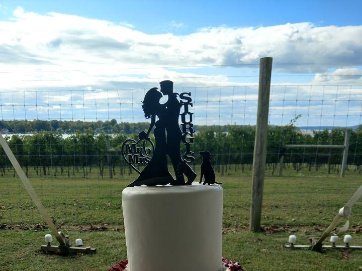 Tmx 1507769833818 Wedding Day Cake Dover, DE wedding planner
