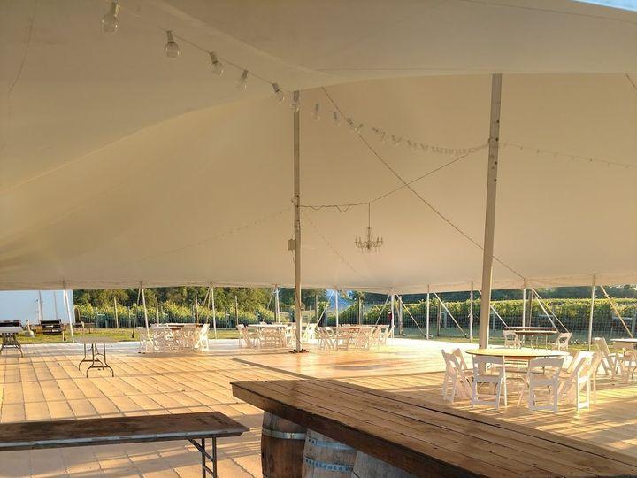 Tmx 1508620204964 Undecorated Tent Dover, DE wedding planner