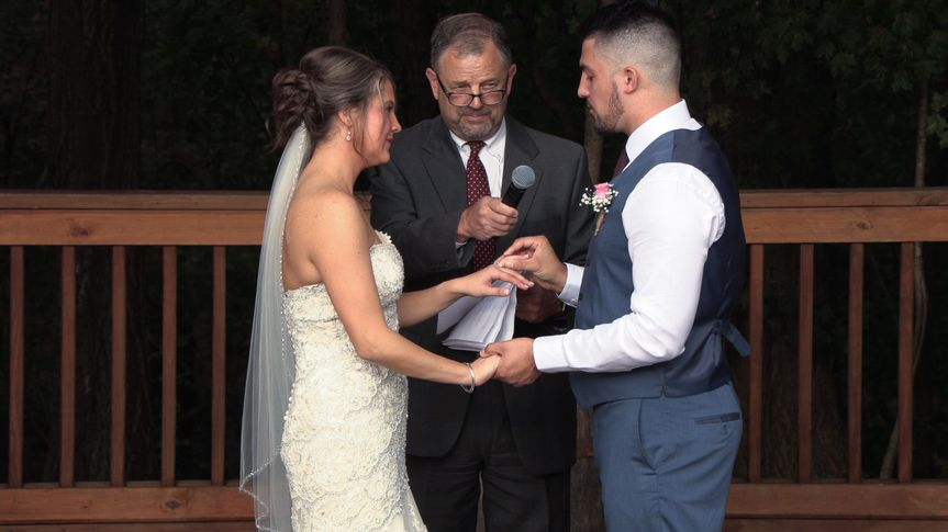 bret putting the ring on sarah 51 1011227