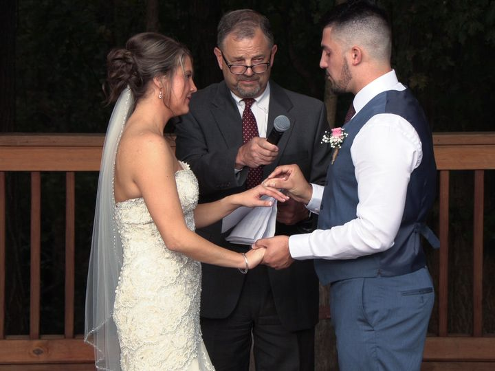 Tmx Bret Putting The Ring On Sarah  51 1011227 Midland, NC wedding videography