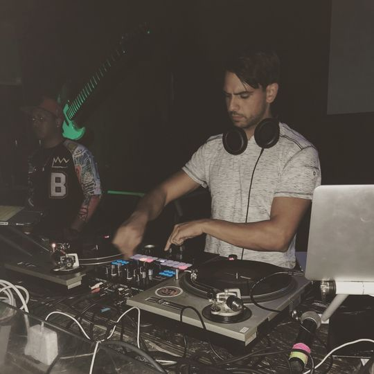 The DJ