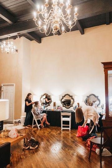Amazing Bridal Suite