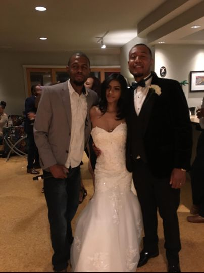 Dj/Av for Garcia Wedding