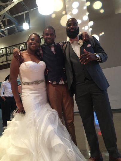 Dj/Av for Hawkins Wedding