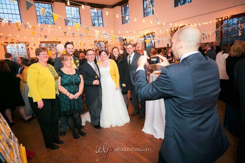 Stone Mill Wedding